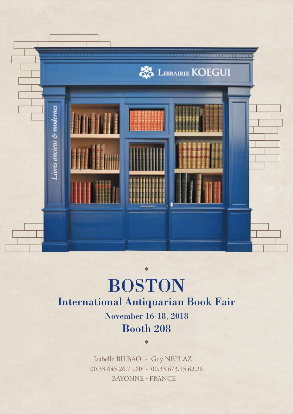 Catalogue Boston 2018